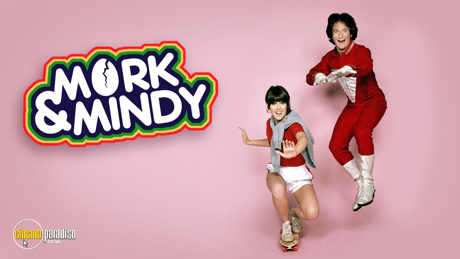 Mork and Mindy online DVD rental