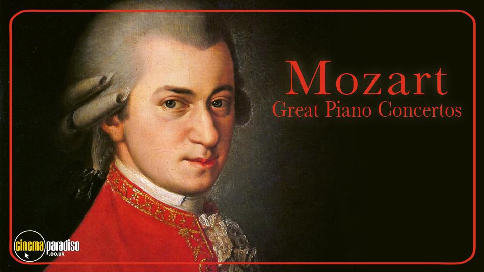Mozart Great Piano Concertos online DVD rental