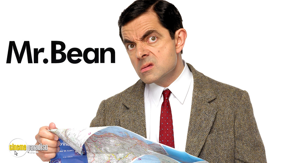 Mr Bean online DVD rental