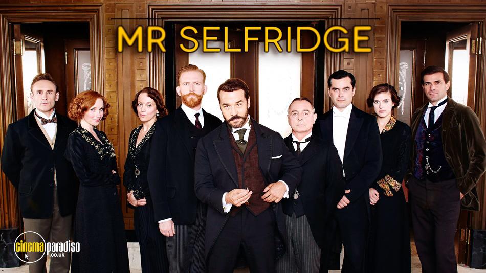 Mr Selfridge online DVD rental