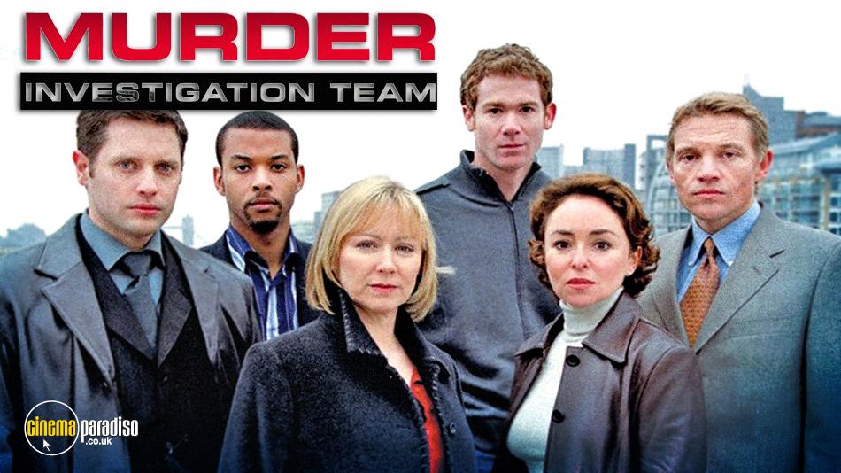 Murder Investigation Team online DVD rental