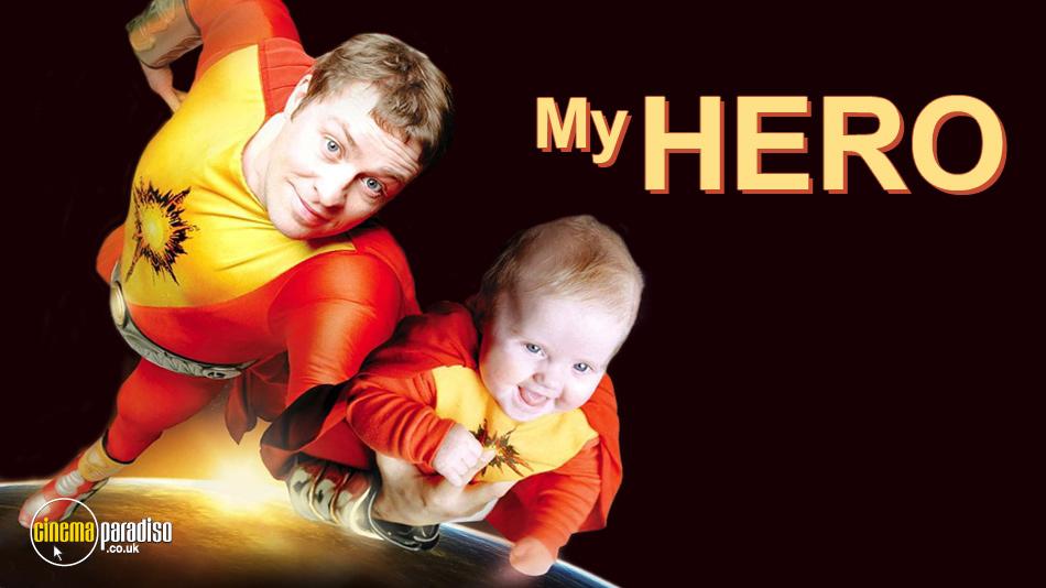 My Hero online DVD rental