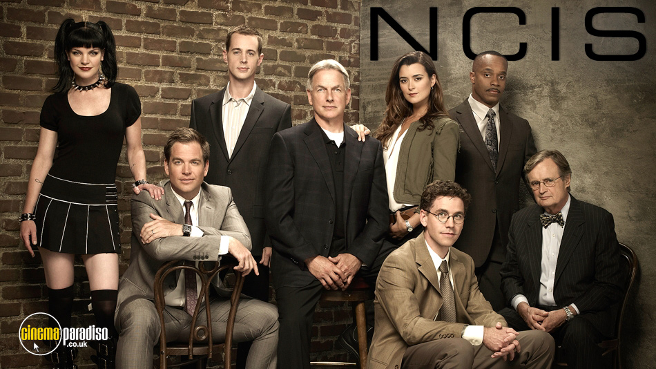 NCIS online DVD rental