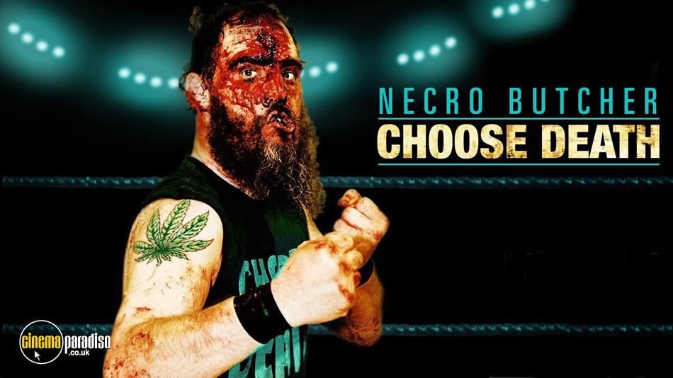 Necro Butcher online DVD rental