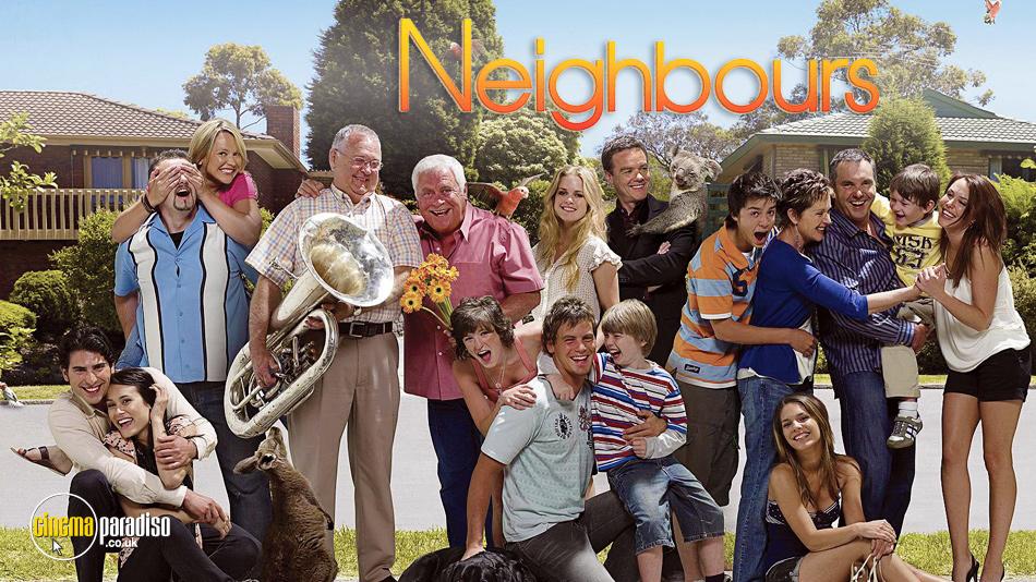 Neighbours online DVD rental
