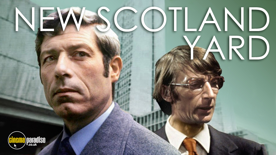 New Scotland Yard online DVD rental