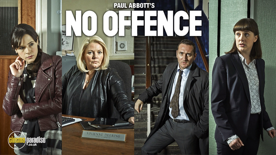 No Offence online DVD rental