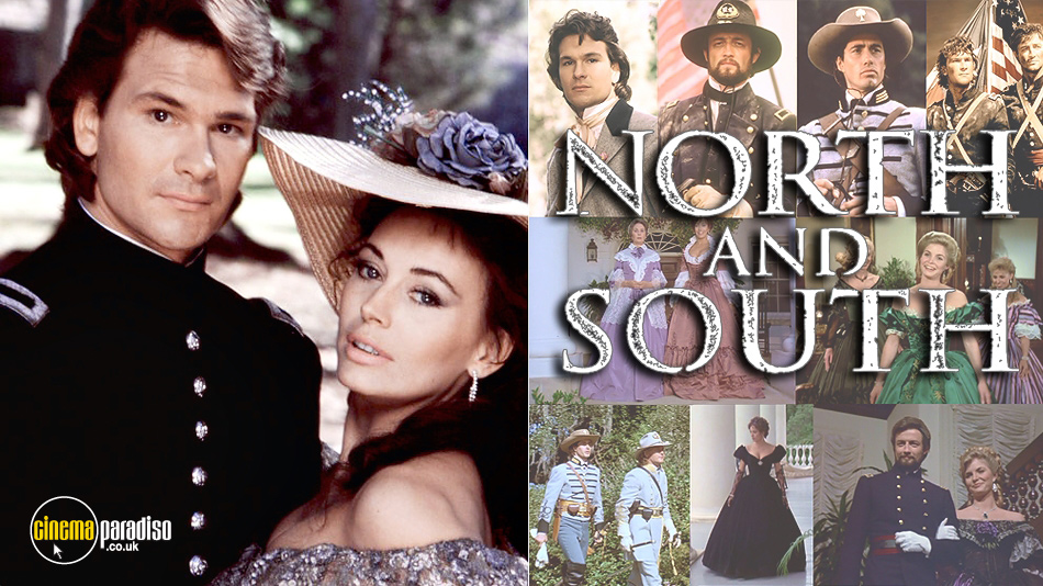 North and South online DVD rental