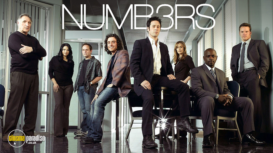 Numb3rs (Numbers) online DVD rental