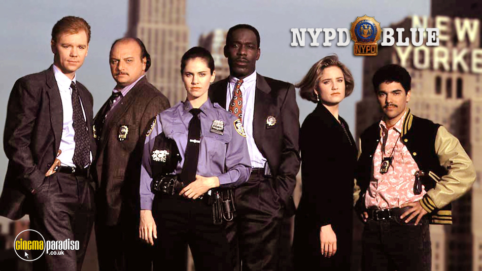 NYPD Blue online DVD rental