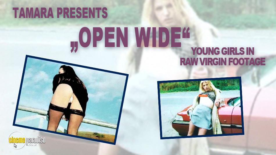 Open Wide online DVD rental