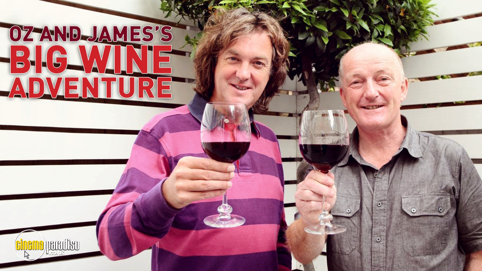 Oz and James's Big Wine Adventure online DVD rental