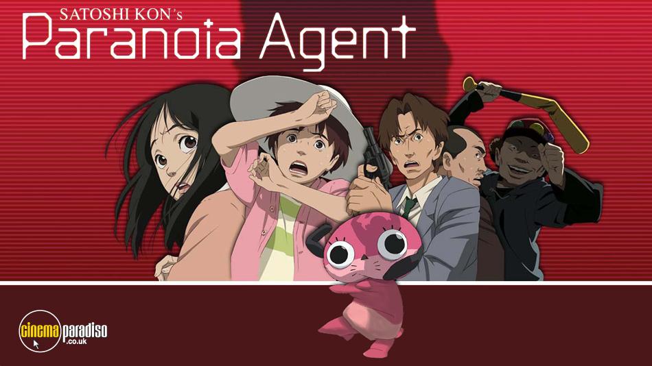 Paranoia Agent (aka Môsô dairinin) online DVD rental