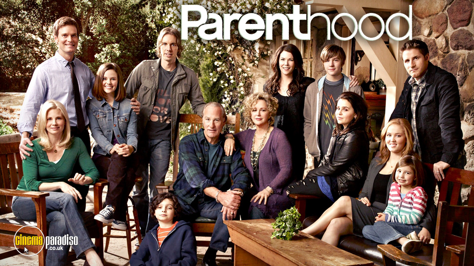 Parenthood Series online DVD rental