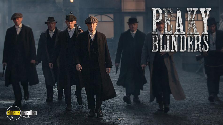 Peaky Blinders online DVD rental