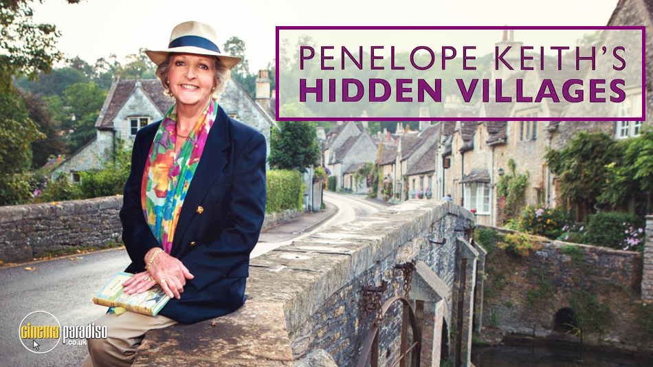 Penelope Keith's Hidden Villages online DVD rental