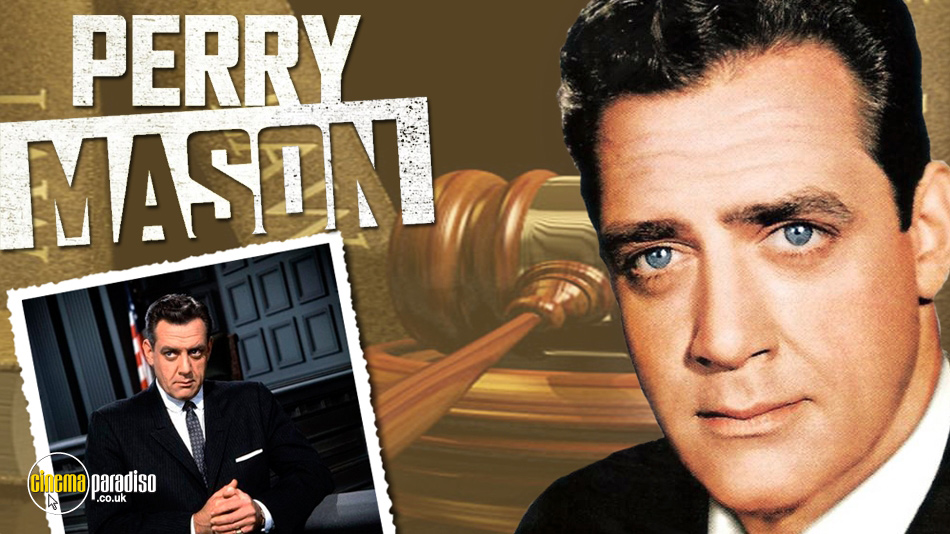 Perry Mason online DVD rental