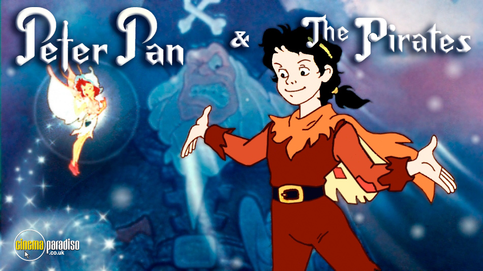 Peter Pan and the Pirates online DVD rental