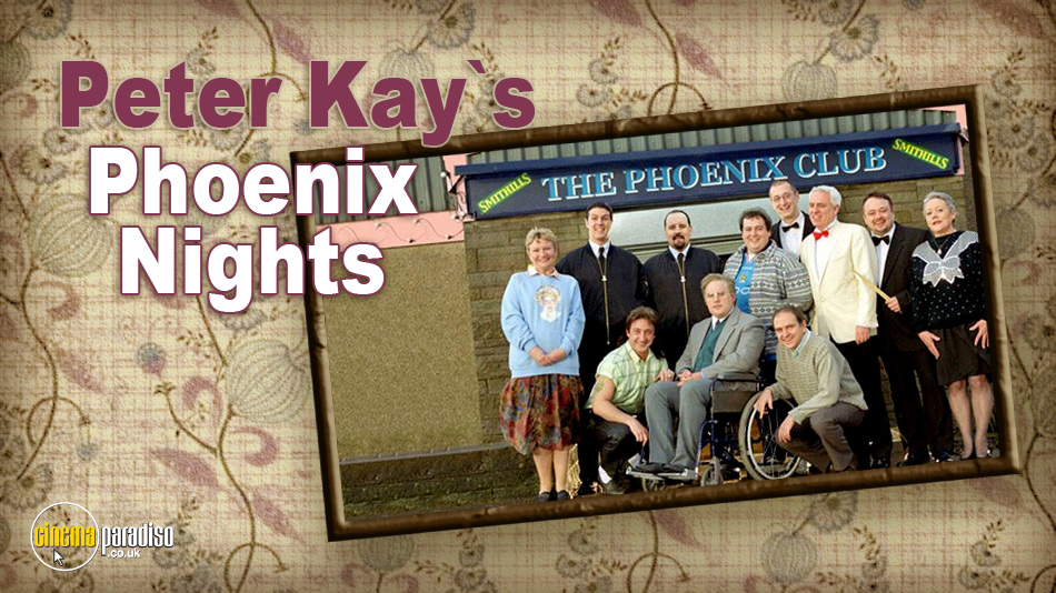 Phoenix Nights online DVD rental