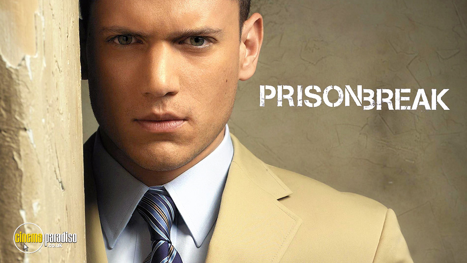 Prison Break online DVD rental