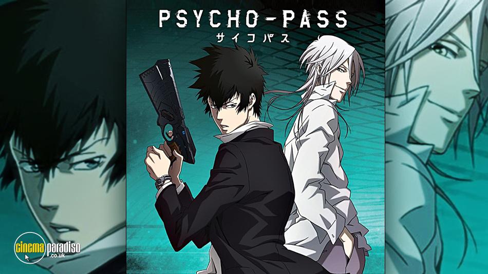 Psycho-Pass (aka Saiko Pasu) online DVD rental