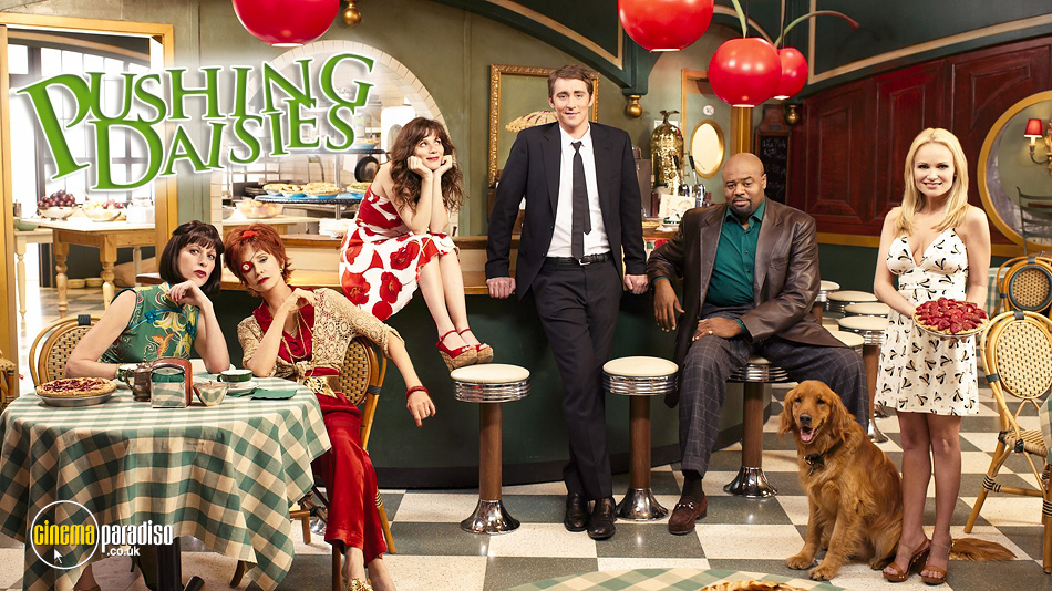 Pushing Daisies online DVD rental