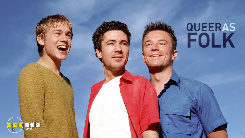 Queer as Folk online DVD rental