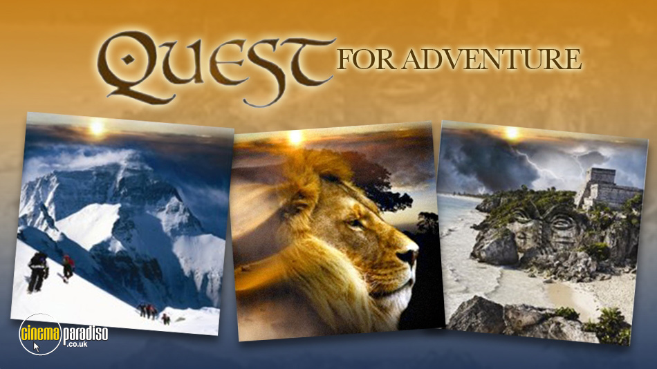 Quest for Adventure online DVD rental