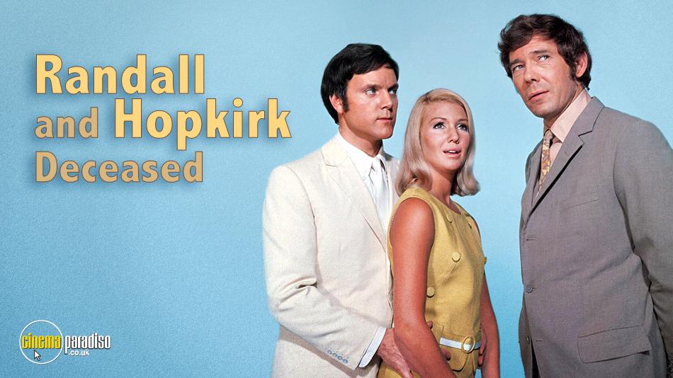 Randall and Hopkirk Deceased online DVD rental