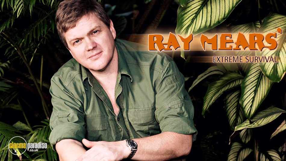 Ray Mears Extreme Survival online DVD rental