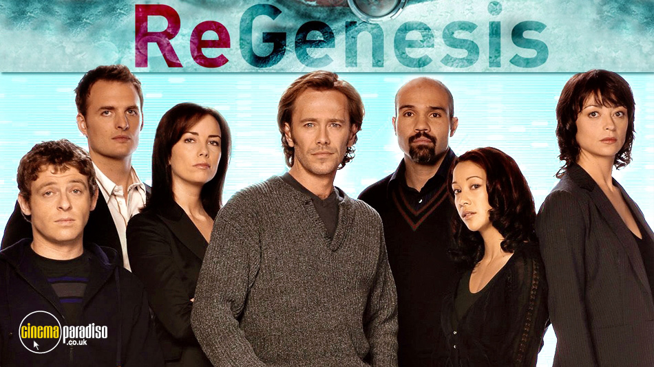 ReGenesis online DVD rental