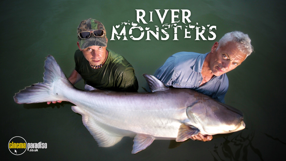 River monsters online DVD rental