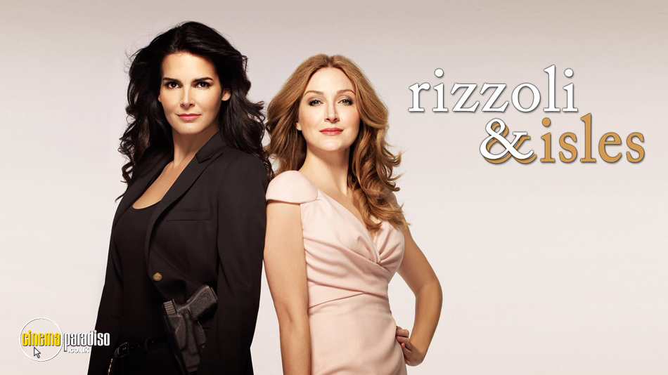Rizzoli and Isles online DVD rental