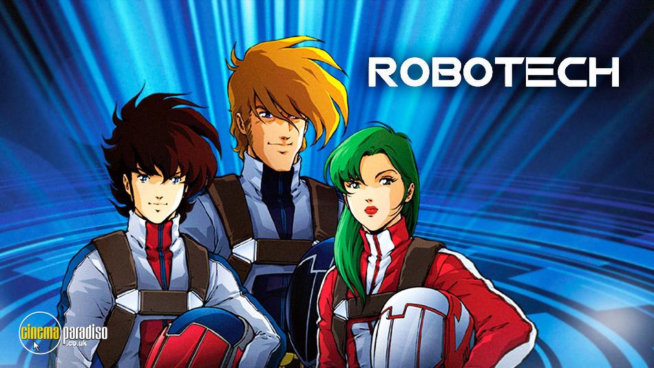 Robotech online DVD rental