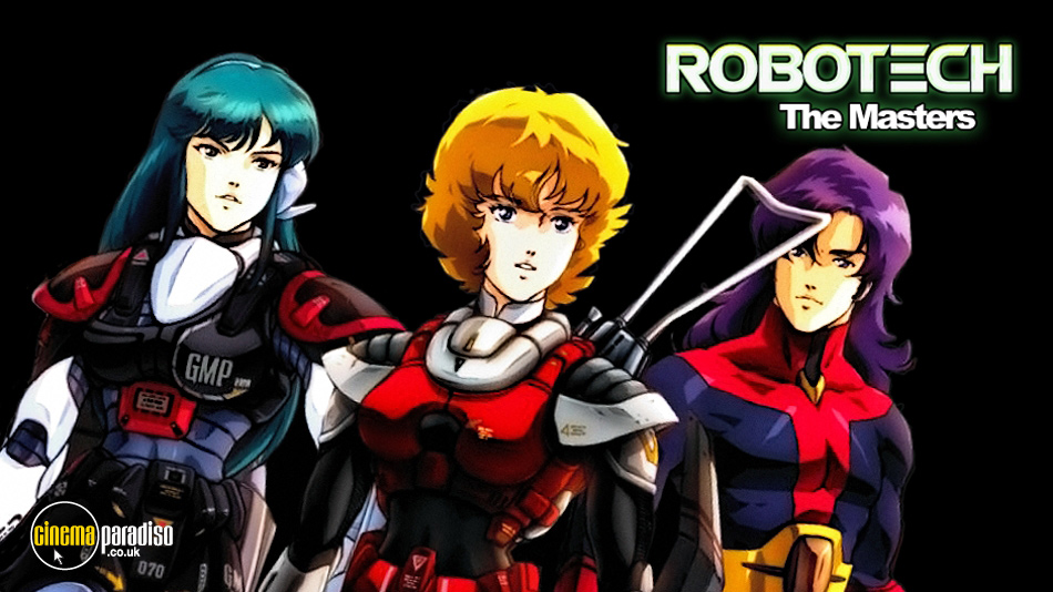 Robotech: The Masters online DVD rental