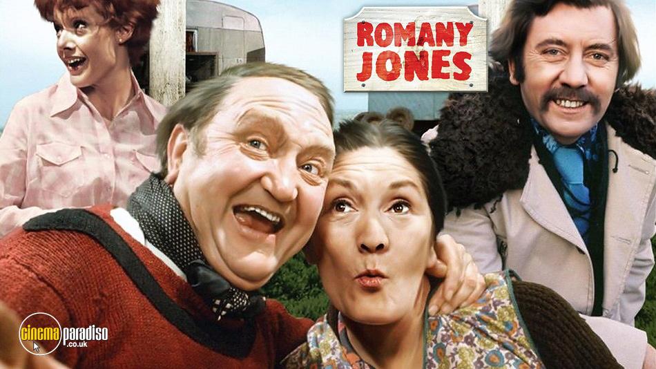 Romany Jones online DVD rental