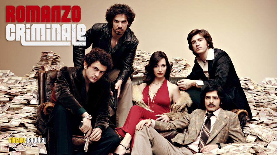 Romanzo Criminale Series (aka Romanzo criminale - La serie) online DVD rental