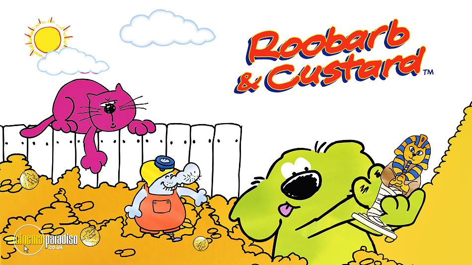 Roobarb And Custard Too online DVD rental