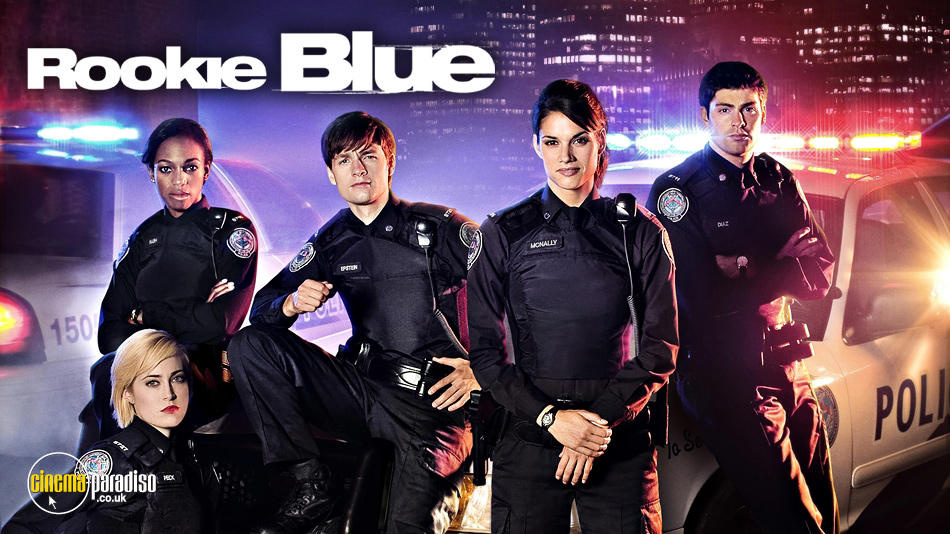 Rookie Blue online DVD rental