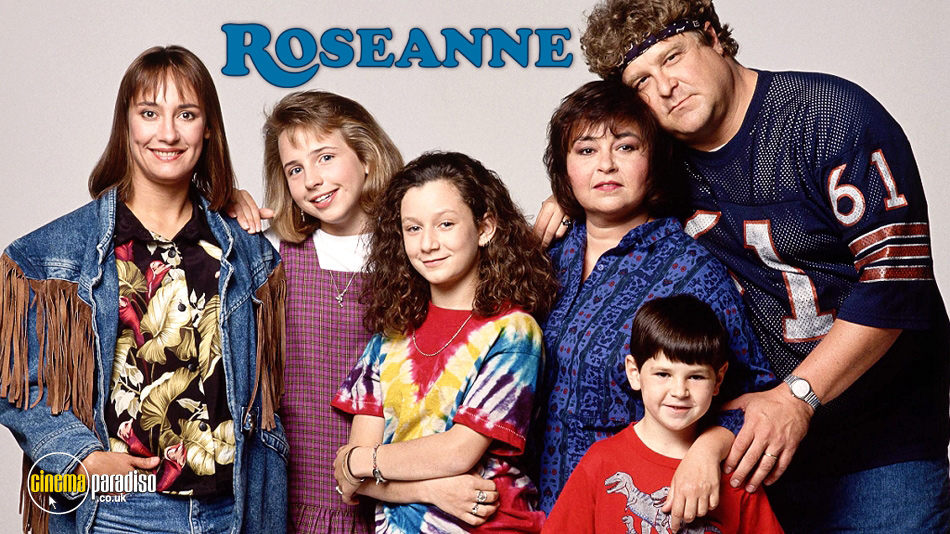 Roseanne online DVD rental