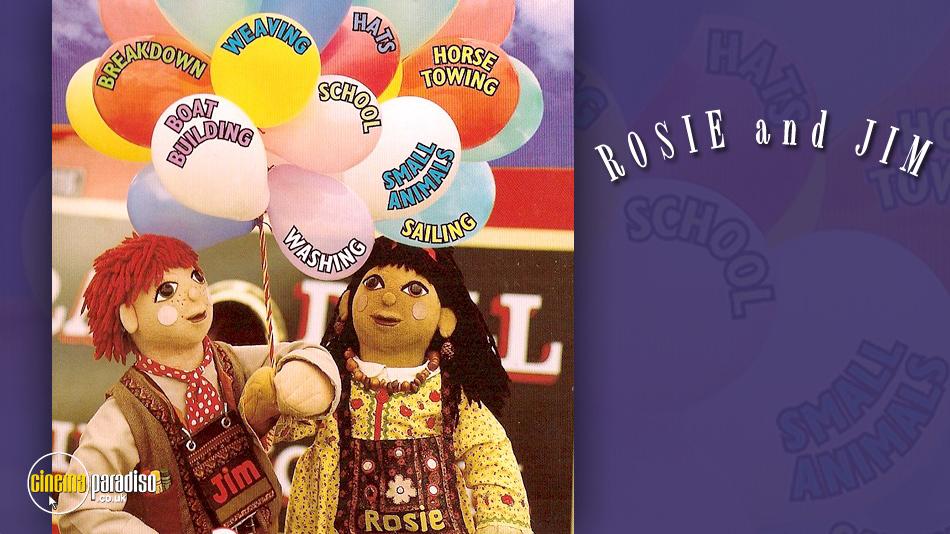 Rosie and Jim Bumper online DVD rental