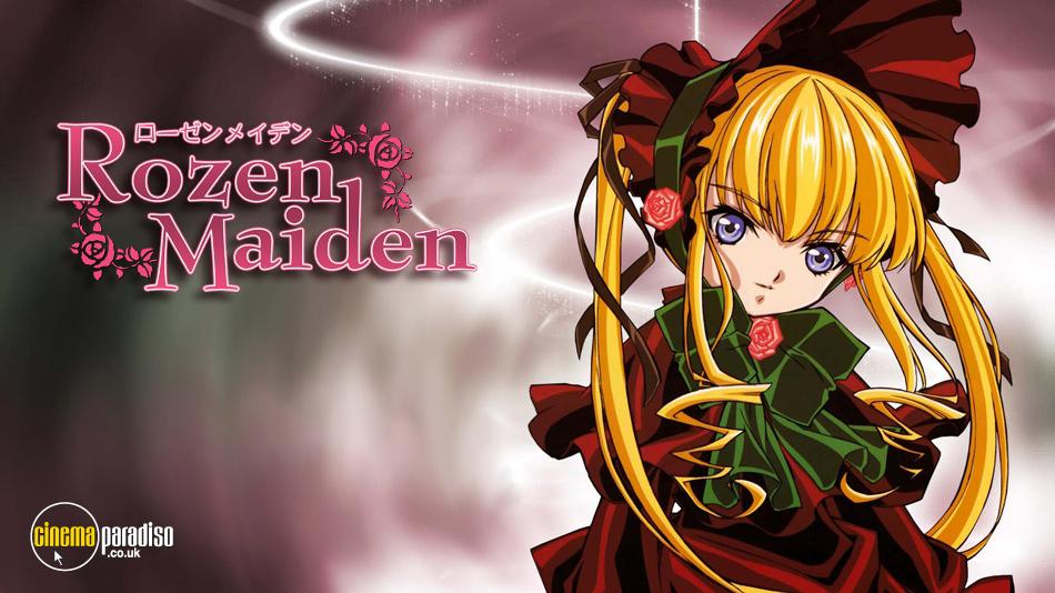 Rozen Maiden online DVD rental