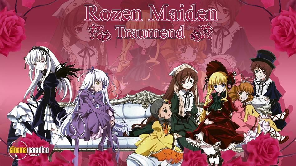 Rozen Maiden Traumend online DVD rental