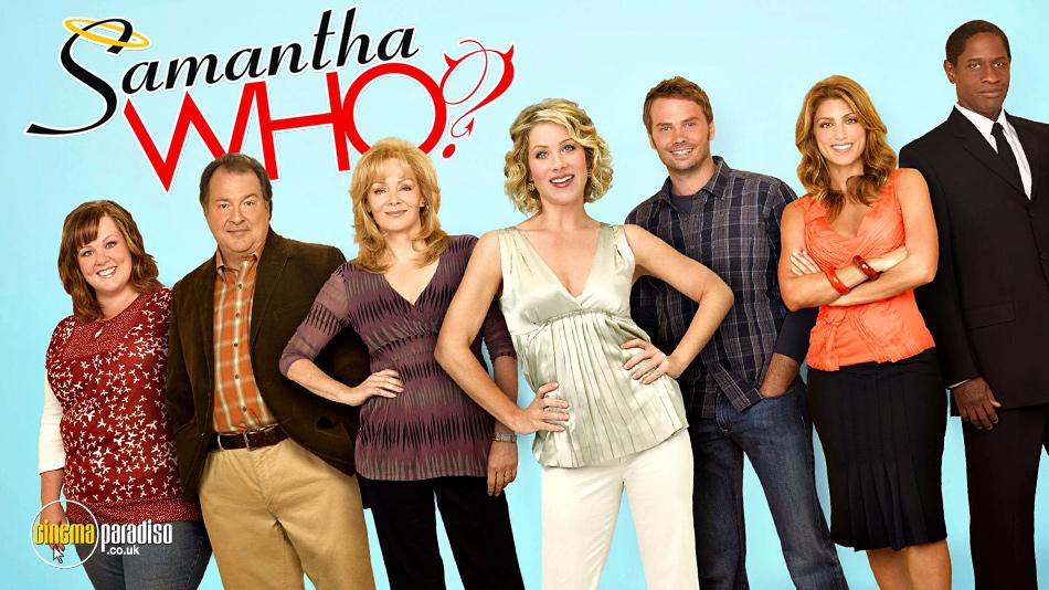 Samantha Who? online DVD rental