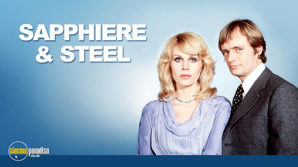 Sapphire and Steel online DVD rental