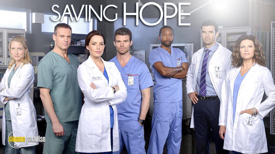 Saving Hope online DVD rental