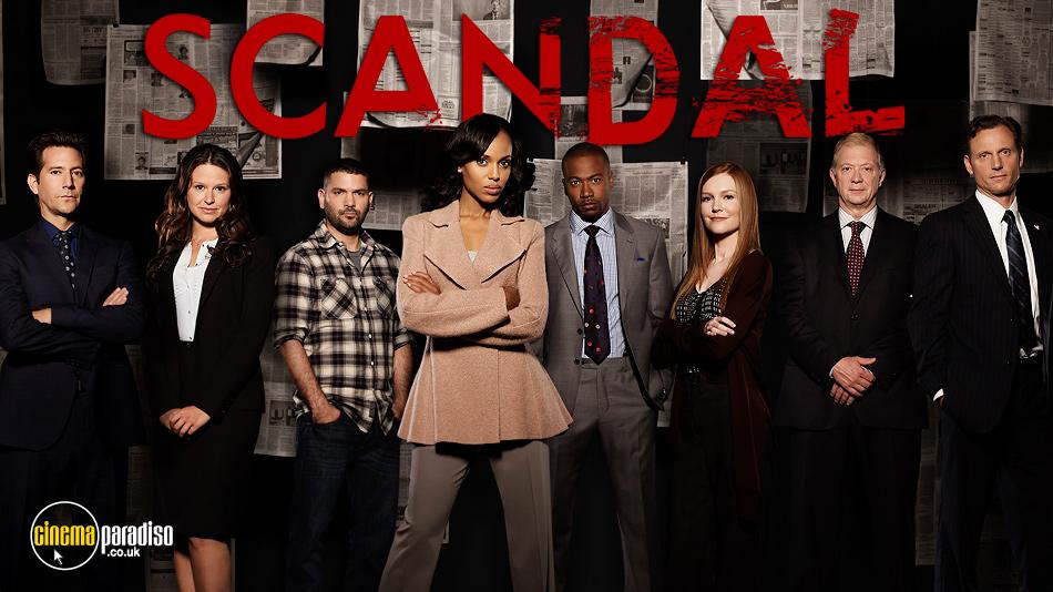 Scandal Series online DVD rental