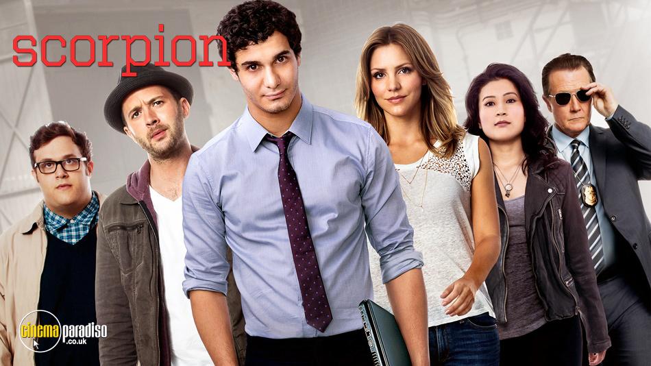Scorpion online DVD rental