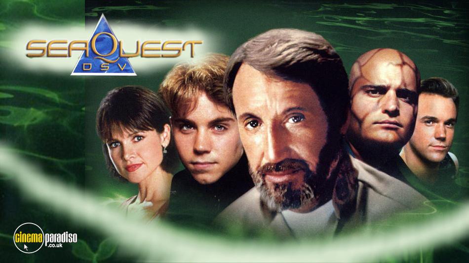 SeaQuest DSV (aka SeaQuest 2032) online DVD rental