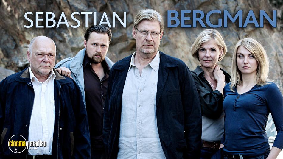 Sebastian Bergman (aka Den fördömde) online DVD rental